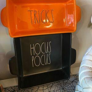 Other - Rae Dunn trick and Hocus Pocus land and mug tree